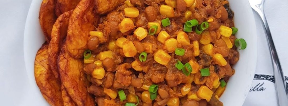 Beans And Corn Pottage Is That Meal You Should Make This Weekend