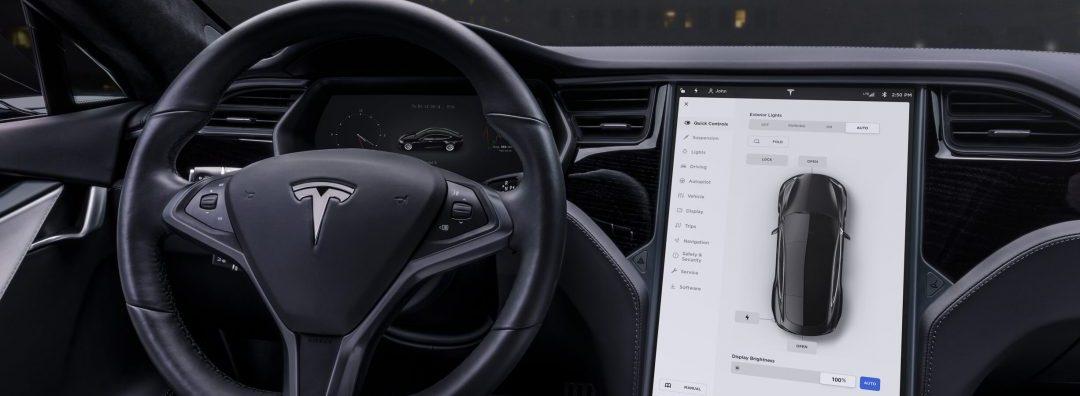 Tesla New Software Update