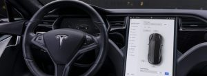Tesla Releases New Software Update With Speed Limit Sign Detection