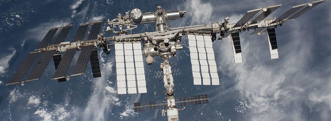 NASA Plug ISS leak