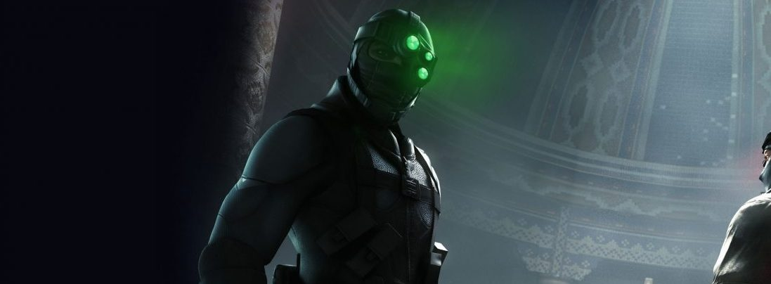Netflix And Ubisoft To Make Animated Series Adaptation Of Splinter Cell Game