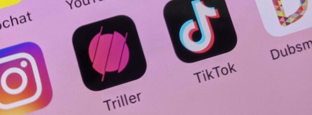 Triller TikTok's US