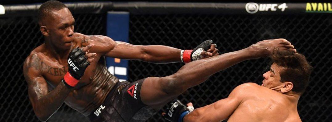 UFC 253 Results: Israel Adesanya Vs. Paulo Costa- Fight Card & Highlights