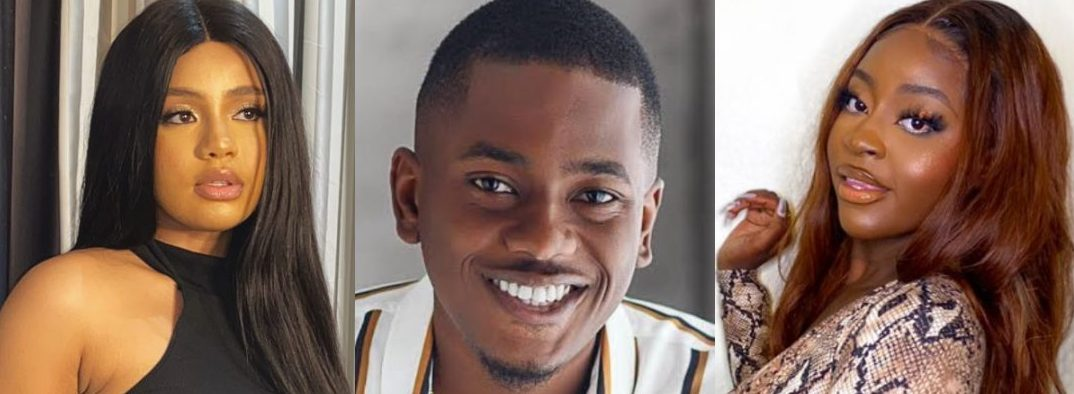 Two Women Fight Dirty Over Timini Egbuson On Twitter Following Cheating Scandal