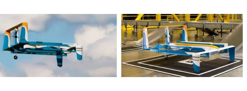 US Federal Aviation Administration Approves Amazon Drone Delivery Trials