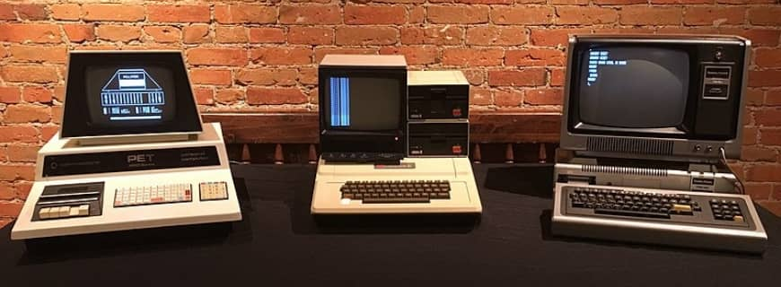 Tech Throwback: A Brief History Of Personal Computers (PCs) And Technology Advancements