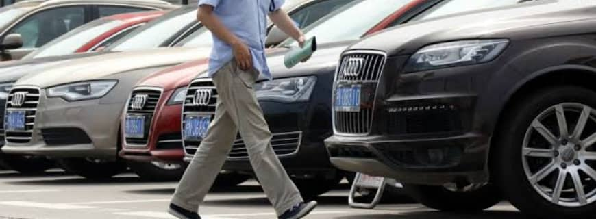 Audi In Electric Vehicles Partnership Talk Chinese FAW Group