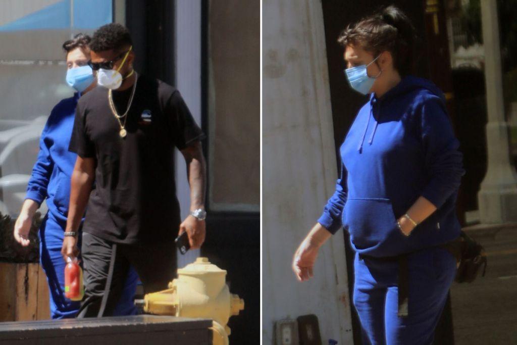 Usher Raymond And Girlfriend Jenn Goicoeachea Welcomes First Child Together