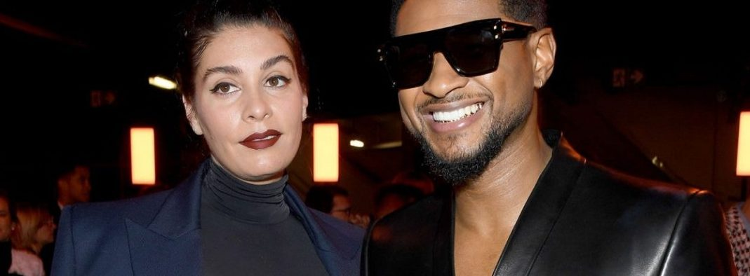 Usher Reportedly Expecting Third Child With Girlfriend Jenn Goicoechea