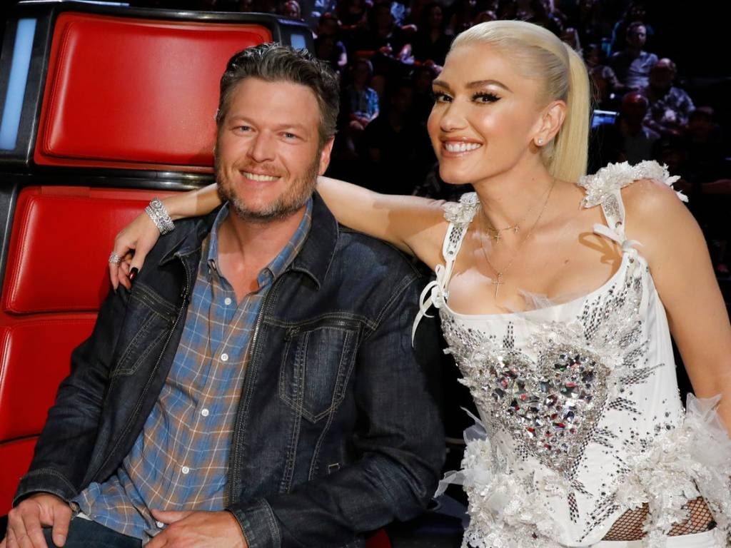 """Gwen Stefani And Blake Shelton Coaches Of """"The Voice"""" Are Engaged"""