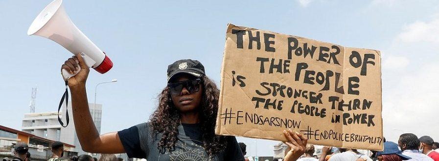 #EndSars Social Media