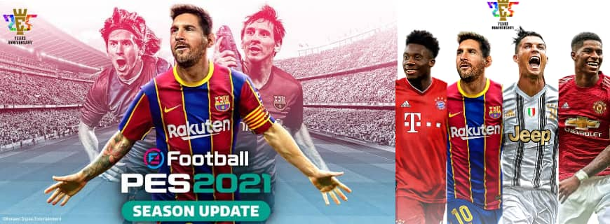 eFootball PES 2021 To Become Available On 15th October 2020, See More Details