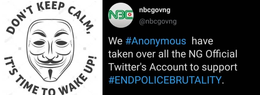 Did Anonymous Really Hack Into NBC And Edo State Government Files?