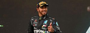 Lewis Hamilton Becomes World Formula 1 Champion After Winning His Seventh Title