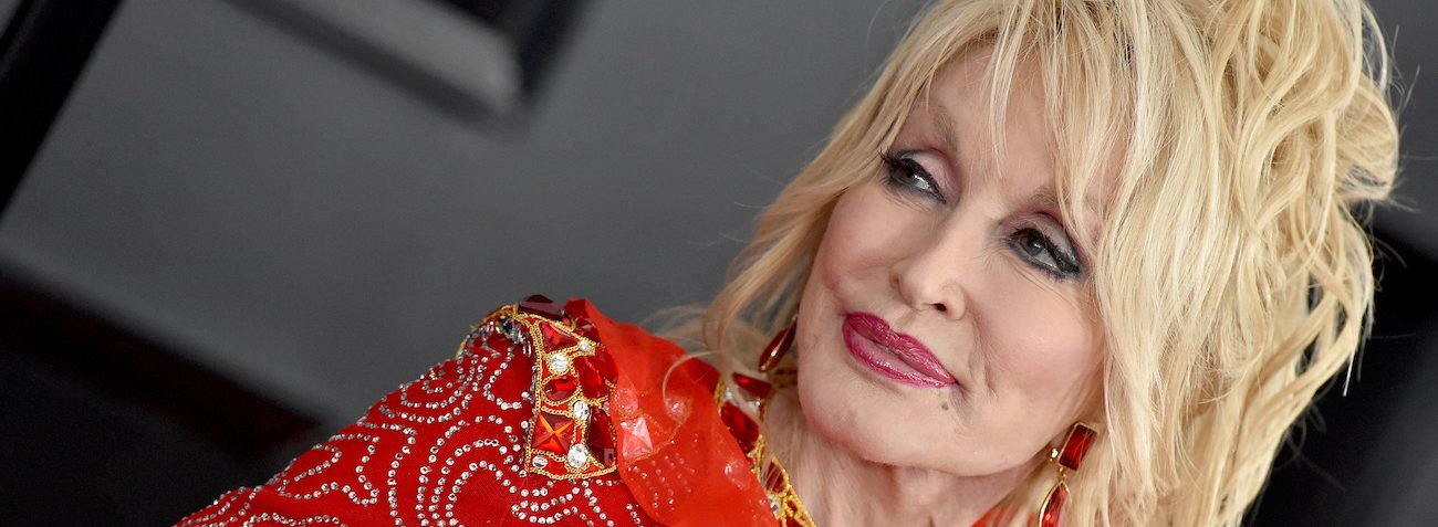 """Dolly Parton Says She's Considering Appearing On """"Playboy"""" In Interview"""
