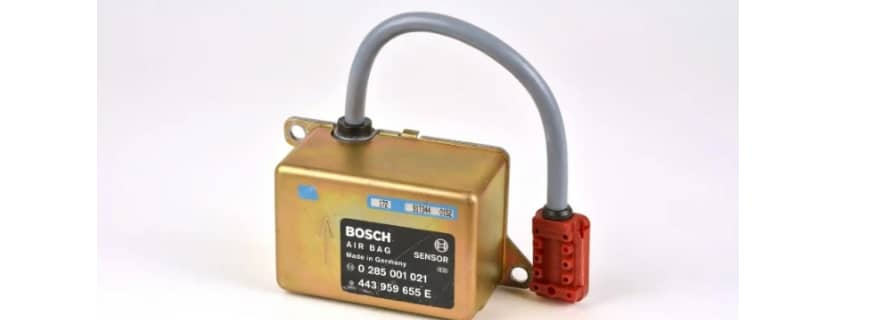 Tech Throwback: A Brief 40-Year History Of Bosch Airbag Control Unit