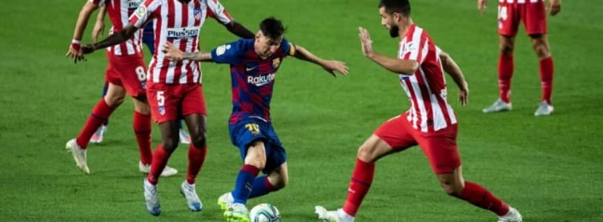 La Liga: How To Watch Athletico Madrid Vs Barcelona On Your Smartphone
