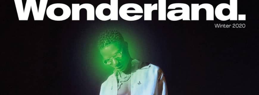 "Wizkid Tells Wonderland Magazine Why His Album Is ""Made In Lagos"""