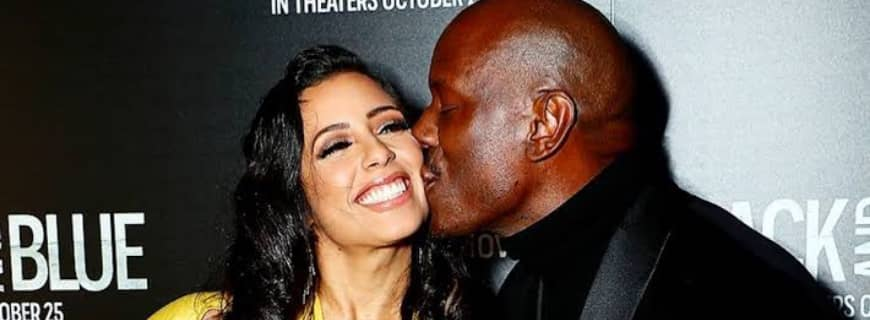 Tyrese & Second Wife Samantha Gibson Announce Their Divorce