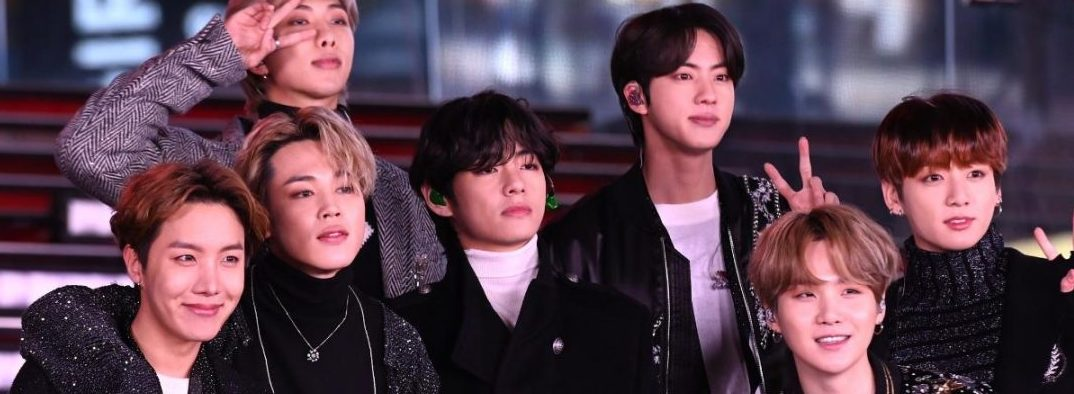 Korean Band BTS Is TIME 2020 Entertainer Of The Year