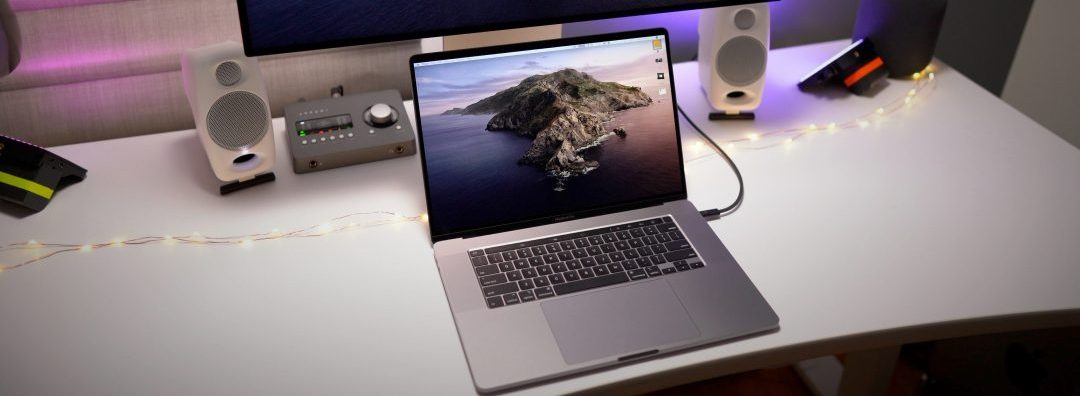 MacBook Pro design