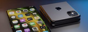 Reports Suggest That Apple May Be Working On A Foldable Phone