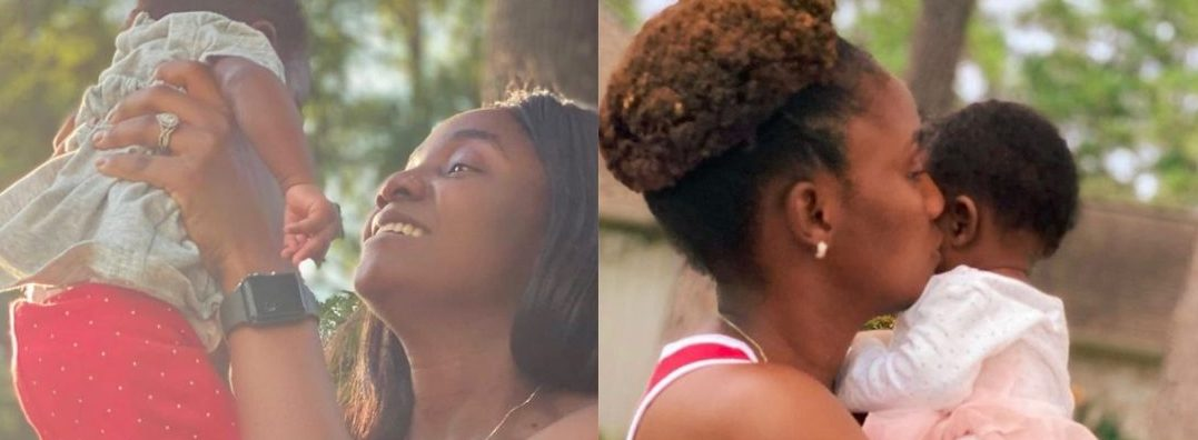 Simi Reveals Why She Is Yet To Disclose Her Child's Face On Social Media