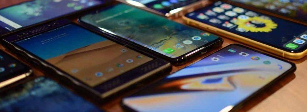 Smartphone Shipments China