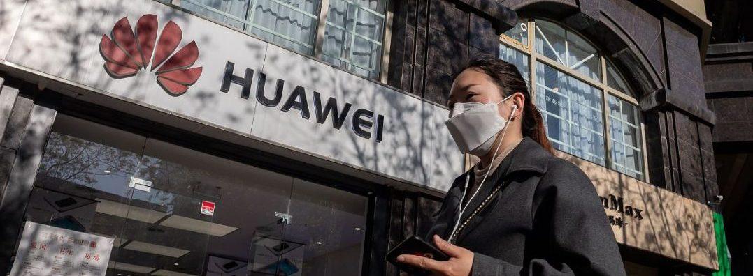 Huawei US sanctions