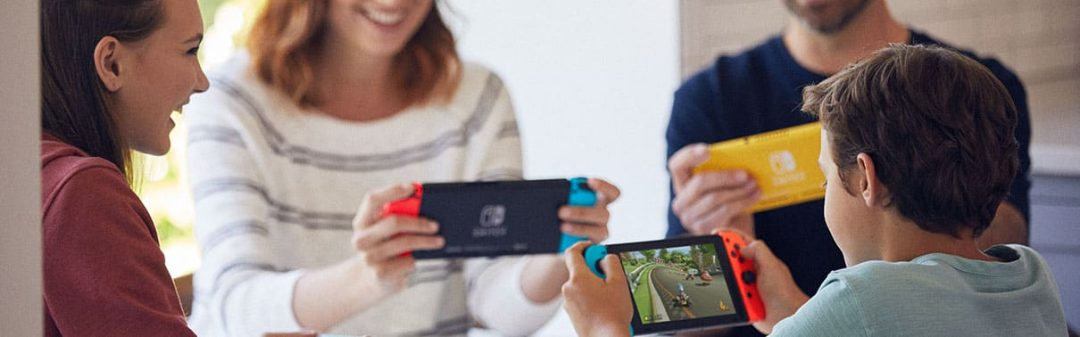 The New Nintendo Switch Will Reportedly Come With A New Nvidia Chip