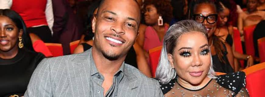 Rapper T.I & Wife Tiny Harris Deny Kidnap, Abuse & Sex Trafficking Allegations
