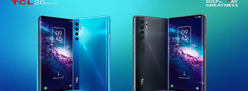 TCL Expands Its 20 Series With Three New Phones