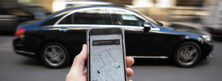 Arrival Uber