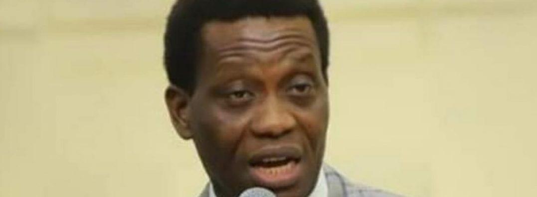 Pastor Dare Adeboye Son Of RCCG General Overseer Enoch Adeboye Is Dead
