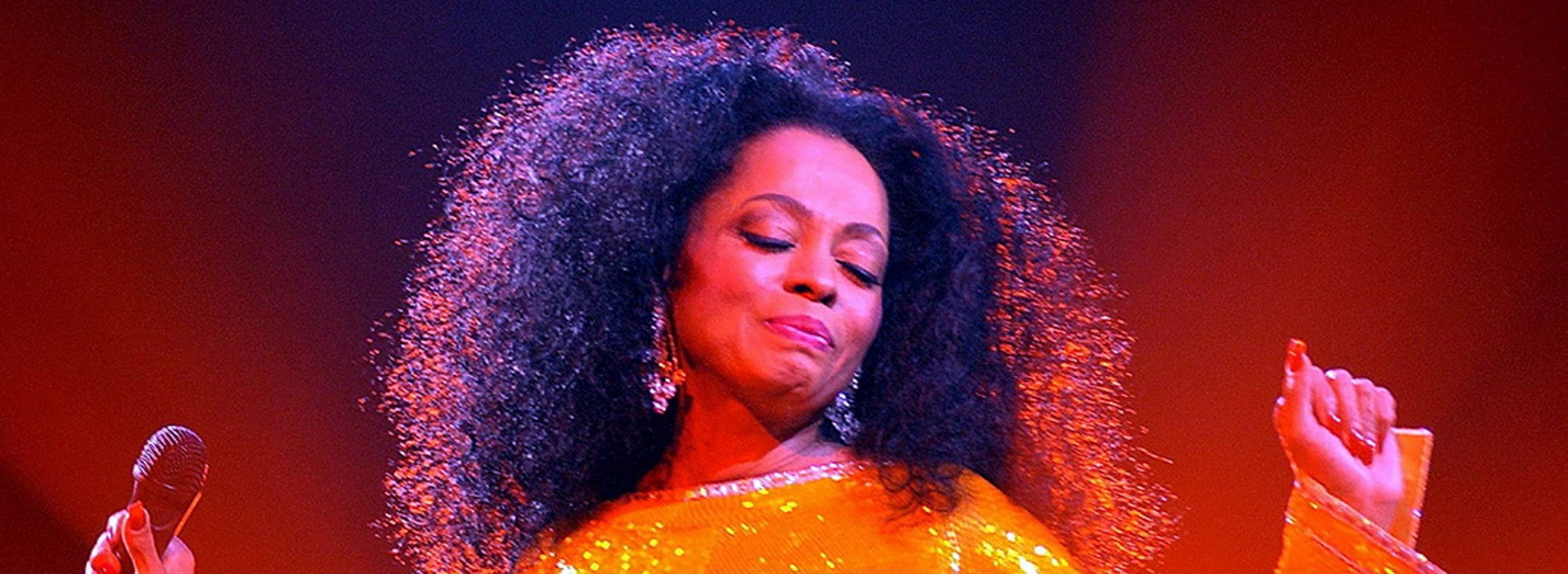 Music Icon Diana Ross Set To Release New Album After 15 Years