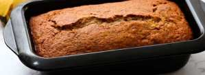 Learn How To Make Moist Banana Bread At Home