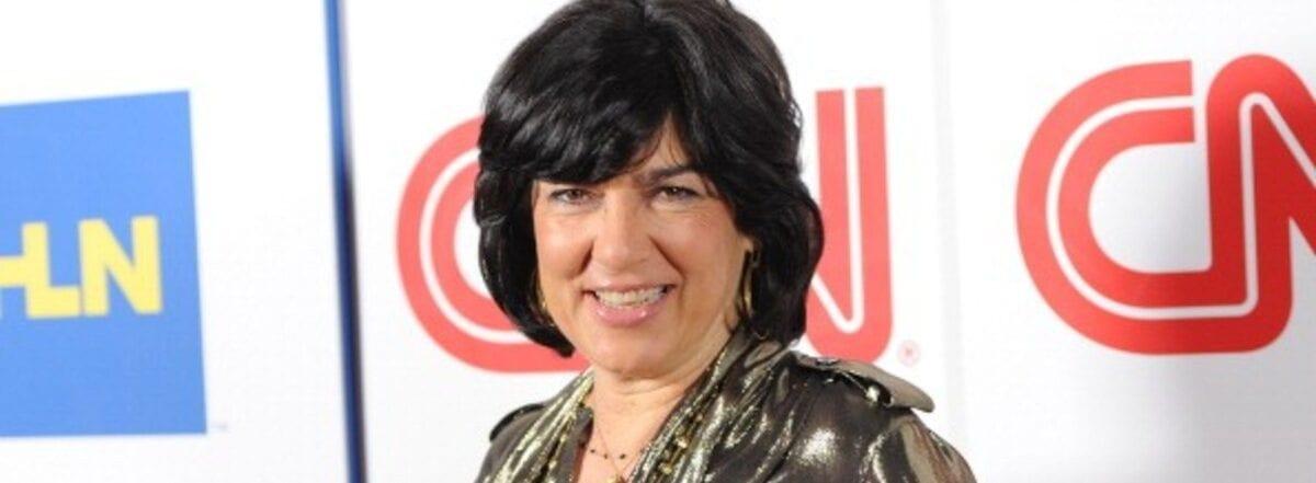 CNN International Anchor Christiane Amanpour Annouces She Has Ovarian Cancer