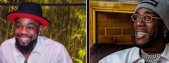 Burna Boy Surprises Patoranking With N1 Million Cash On His Birthday