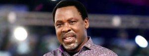 Nigerian Pastor TB Joshua Dies At Age 57