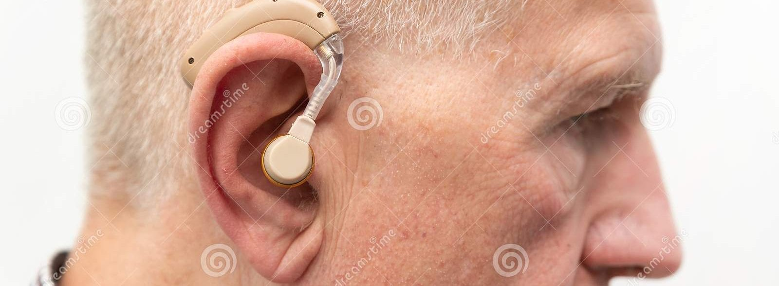 Hearing Aids About To Be The New Cool, Who Would Have Thought?