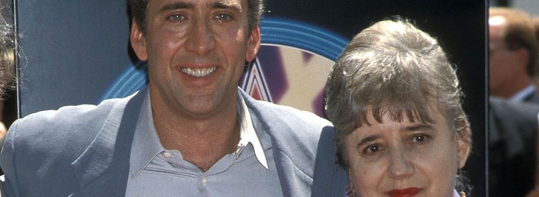 Nicolas Cage Loses Mum Joy Vogelsang At Age 85