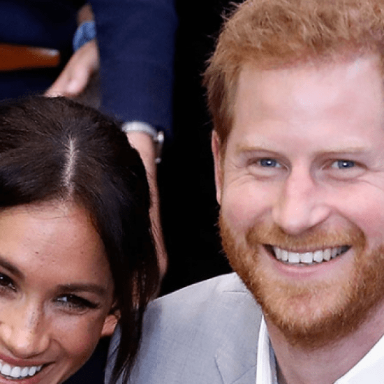 Meghan And Harry's New Baby Girl Named After The Queen and Princess Diana