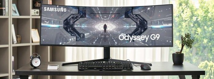 Samsung Announces New Odyssey Neo G9 TV With Mini LED Display