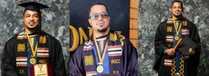 Van Vicker Bags Varsity Degree 24 Years After Leaving Secondary School