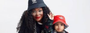 Toolz Celebrates First Birthday Of Her Second Child