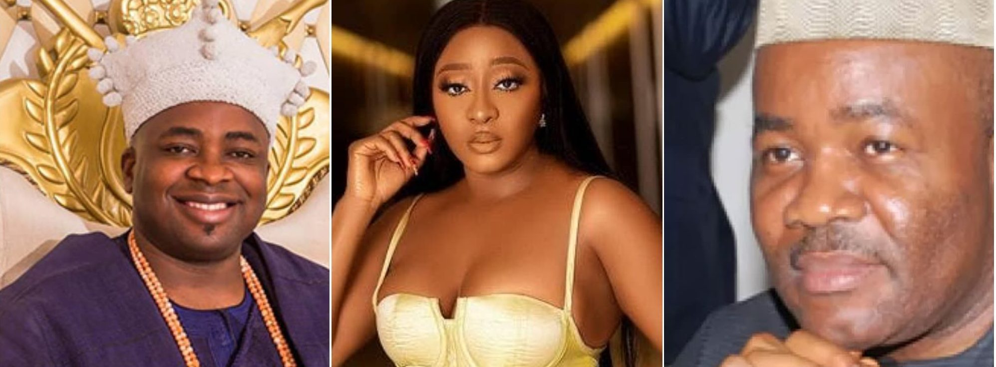 Ini Edo Slams Blogger Who Alleged She Is Dating Two High Profile Men