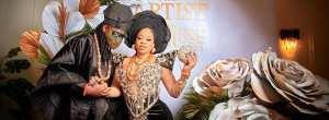 Toyin Lawani Welcomes Baby Girl With Photographer Husband Segun Adebayo