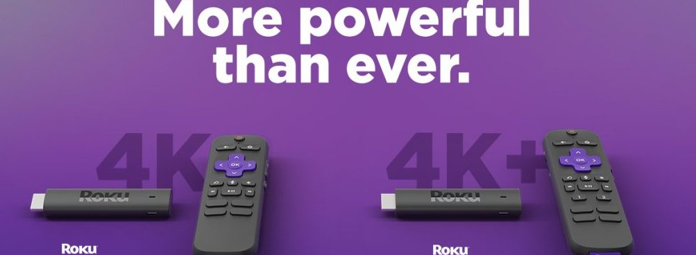 Roku Updates Its Midrange Streaming Sticks With 4K And 4k Plus