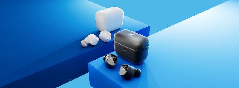 Sennheiser Upgrades Its CX True Earbuds With Active Noise Cancellation