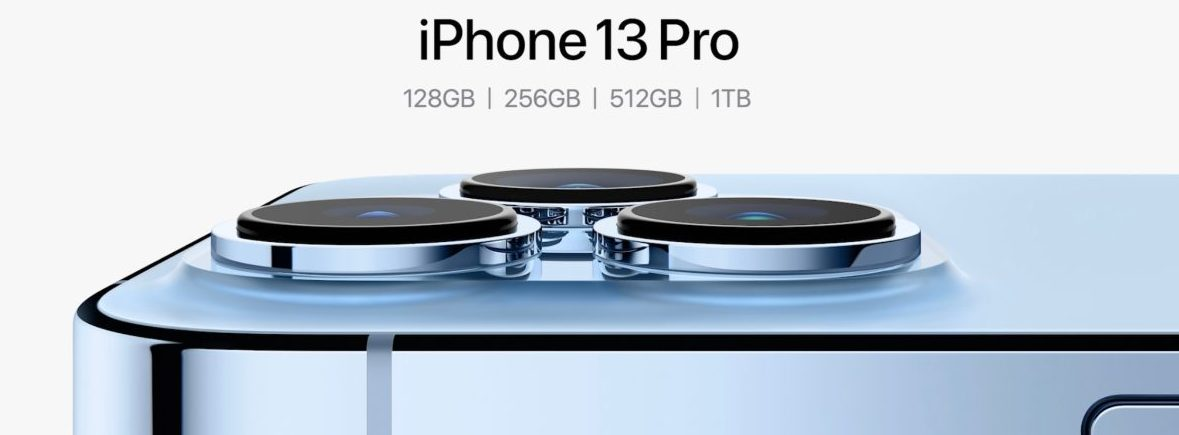 The iPhone 13 Pro Is The First Official iPhone With One Terabyte Storage